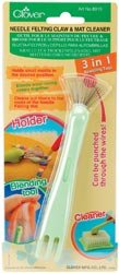 Clover Felting Needle Claw & Mat Cleaner