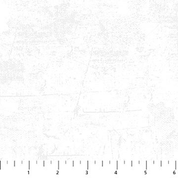 Northcott Canvas Collection 9030-10 Whitewash 44/45 100% Cotton
