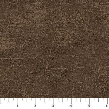 Northcott Canvas Collection 9030-35 Swiss Chocolate