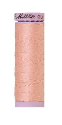 Thread Cotton Mettler Silk-Finish Cotton Machine Quilting Thread Size 50 164 Yards 9105 0075 (105) Color Shell