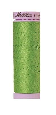 Thread Cotton Mettler Silk-Finish 50wt Solid Cotton Thread 164yd/150M 9105-0092 Bright Mint