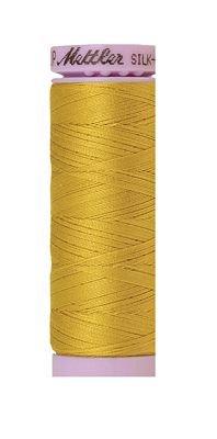Thread Cotton Mettler Silk-Finish 50wt Solid Cotton Thread 164yd/150M 9105 0117 105 Nugget Gold