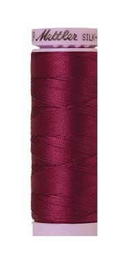 Thread Cotton Mettler Silk-Finish 50wt Solid Cotton Thread 164yd/150M 9105-0157 Sangria