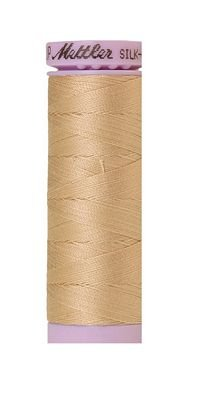 Thread Cotton Mettler Silk-Finish 50wt Solid Cotton Thread 164yd/150M 9105 0260 Oat Straw