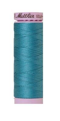 Thread Cotton Mettler Silk-Finish 50wt Solid Cotton Thread 164yd/150M 9105-0722 Glacier Blue