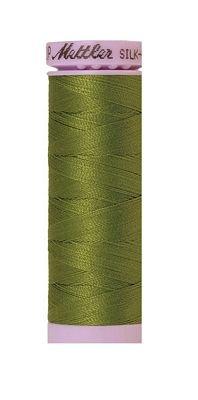 Thread Cotton Mettler Silk-Finish 50wt Solid Cotton Thread 164yd/150M 9105-0882 Moss Green
