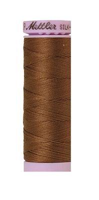 Thread Cotton Mettler Silk-Finish 50wt Solid Cotton Thread 164yd/150M 9105-1223 105-0832 Pecan