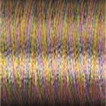 Sulky Rayon 30 wt 180 yds Variegated Medium Green Purple Gold