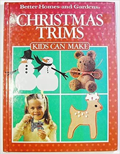 Christmas Trims Kids can Make