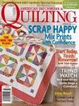 American Patchwork & Quilting February 2012 Issue 114 Magazine Better Homes and Gardens