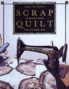 Book Quilt in a Day Classic - Scrap Quilt