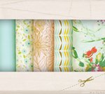 Fabric Cotton Color Master 10 Fat Quarter Cuts by Art Gallery Fabrics Gentle Spring Collection