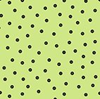 Fabric 100% Cotton Sewing Seeds ll Baby Buttons LT Lime 20992 -H by QT Fabrics