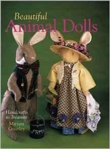 Book Beautiful Animal Dolls: Handcrafts to Treasure
