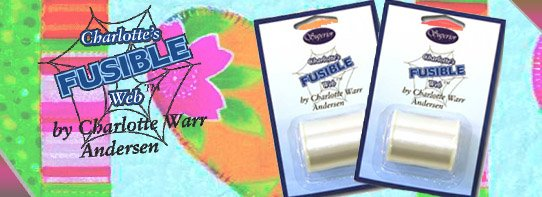 Superior Threads Charlotte's Fusible Thread for Applique & Basting