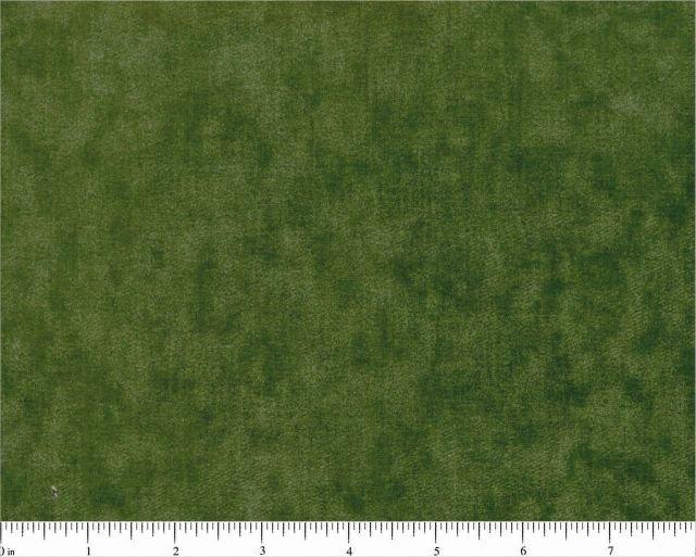 Blender 0611 Watercress Loden Green Mottled Tonal 44/45'' 100% Cotton MOTTLED SANTEE PRINT WORKS
