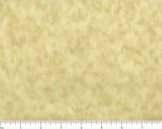 Fabric Cotton BLENDER 0702 TEA DYE MOTTLED Tonal  44/45 wide 100% Cotton