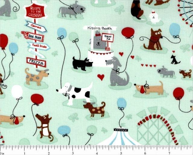 Fabric 100% Cotton  Kid's TimeChoice Fabrics Children's Collection - copy
