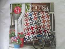American Patchwork & Quilting 2015 Calendar