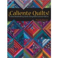 Caliente Quilts!: Create Breathtaking Quilts Using Bold Prints Quilt Book