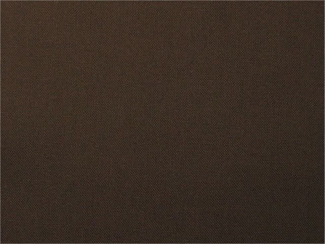 Economy solids Brown Solid Brown 44''/45'' 100% Cotton