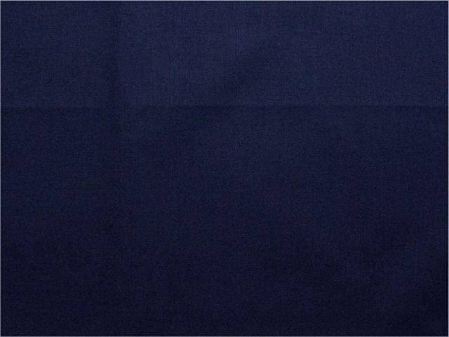Blue 024 Navy Solid Choice Fabrics The Gallery: Supreme Solids
