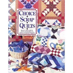 Choice Scrap Quilts by Bonnie Leman