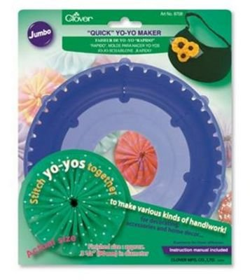 Clover 8708 Quick Yo-Yo Maker Jumbo