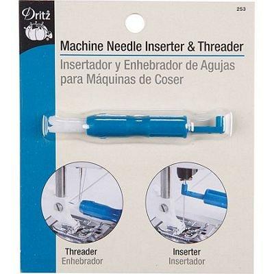 Machine Needle Inserter & Threader Dritz