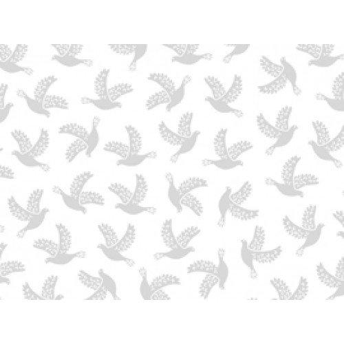 Fabric Cotton Tonal Quilting Treasures Jo Morton Something Old Something New Doves