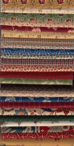 Fat Quarter each 18'' x 21'' Fancy Assorted themes