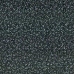 Florina- Black - BTR6725-M  Blank Quilting  100% Cotton  44''/45''