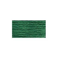 Thread Embroidery DMC 6-Strand Embroidery Cotton 8.7yd Floss 561 Very Dark Jade