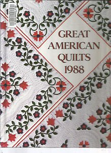 Great American Quilts 1988 From Oxmoor House Craft Book