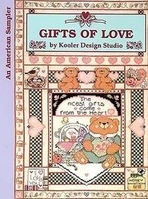 Gifts of Love by Kooler Design Studio - An American Sampler   Meredith Press