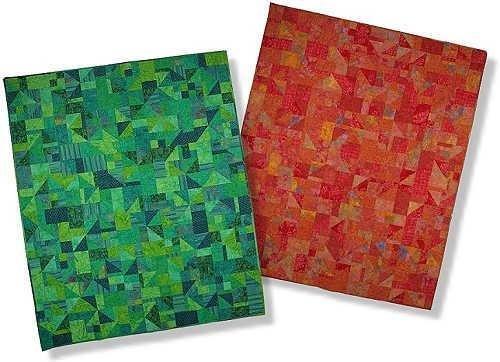 Pattern Stitchin Heaven Gumballs 60 x 72 Finished Size