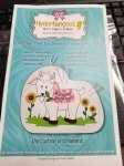 Quilters Trek Pin Cushion/Ornament Goat Hyderhangout