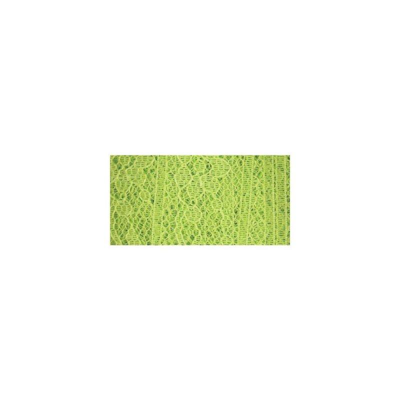 Wrights Flexi-Lace Hem Tape 3/4 inch 3 Yards 1374 Green Glow