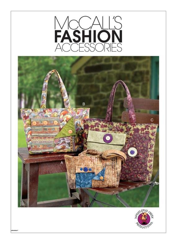 BAG PATTERN by Mcall's 6409