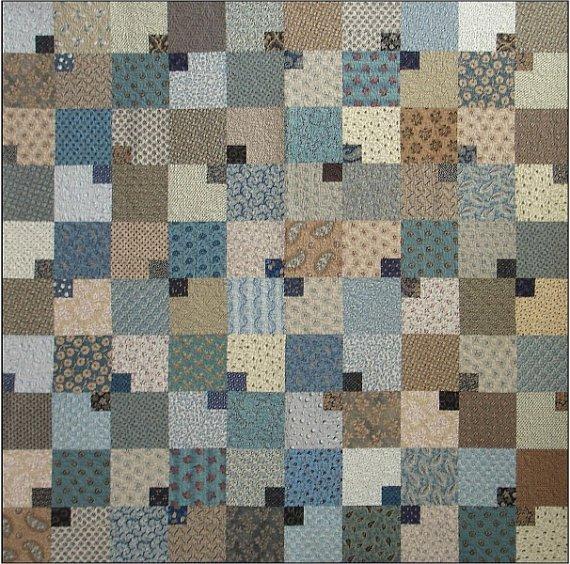 Appomattox Quilt Pattern by Amy Walsh Blue Underground Studios, Inc.