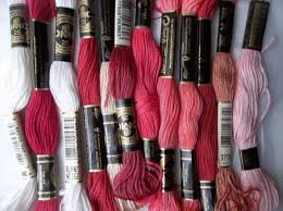 Thread Embroidery Floss Assorted Colors American Thread Company Assorted Embroidery Floss