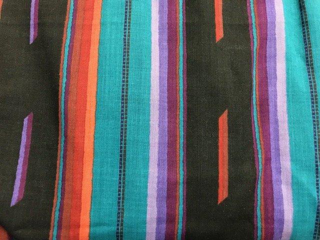 Fabric Cotton Cranston Native American Stripe 60'' 100% Cotton