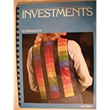 Book Investments by Diana Leone