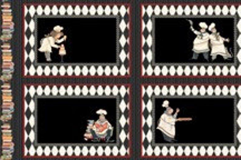 Mangia, Mangia! Place Mats Panel 24'' x 44'' panel Stephanie Marrott