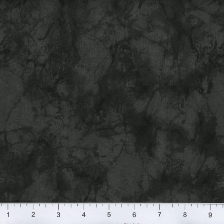 3 Yards 108 Backing Marble Black by Marshall Dry Goods