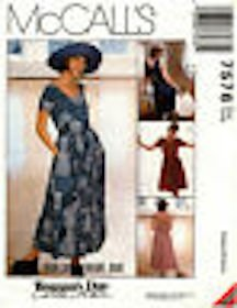 WOMAN'S DAY PATTERN McCall's SIZES 10-12-14
