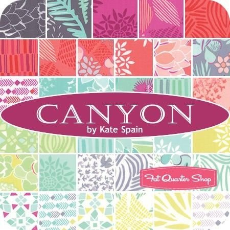 Mini Charm Pack 2 1/2 squares 42 count Moda Canyon Fabric