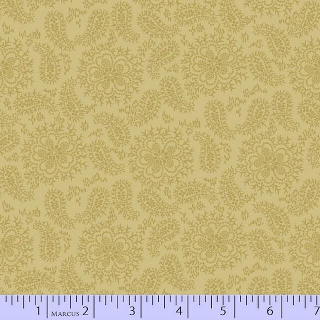 2 7/8 Yd Remnant Classic Cottons 108'' Backing Molly B's Studio