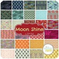 Jelly Roll 2 1/2 x 40 stripes Moon Shine -Tula Pink Collection by Free Spirit