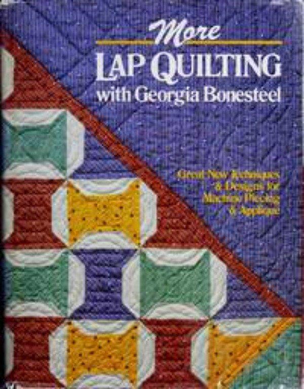 More Lap Quilting with Georgia Bonesteel - Oxmoor House - 02194585